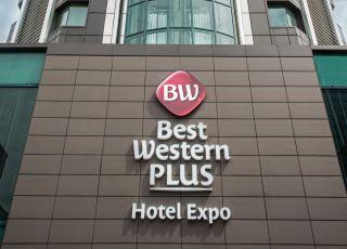 Хотел Бест Уестърн Плюс Експо