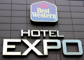 Хотел Бест Уестърн Експо