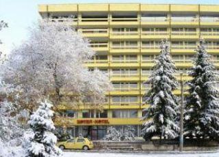 Хотел Горна Баня