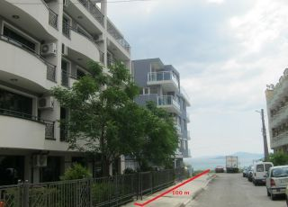 Апартамент в комплекс Нощен Бриз