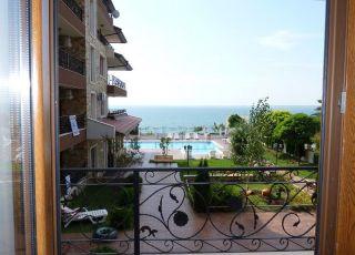 Апартамент Двустаен с изглед море