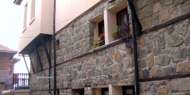 Къща Желеви
