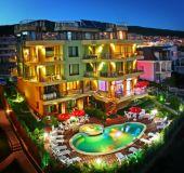 Hotel Jacuzzi Beach