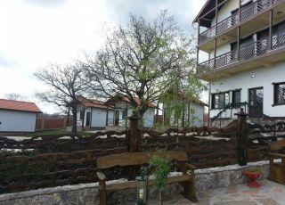 Семеен хотел Планинска къща