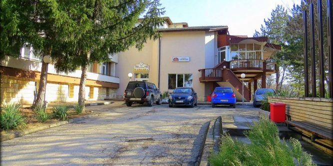 Хотел Туристически дом