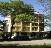 Family hotel Central Park Kavarna