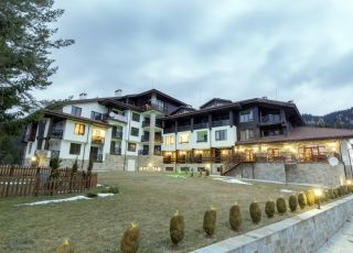 Семеен хотел Оaк Резиденс