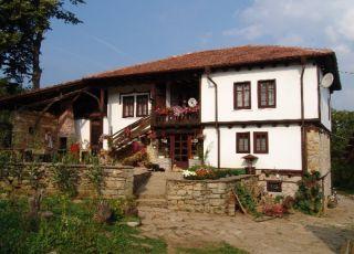 Къща Балканджийска