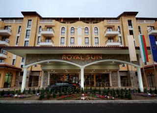 Хотел апартамент Роял Сън