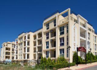 Семеен хотел Голдън ай  Резиденс
