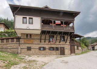 Къща Стара Македония