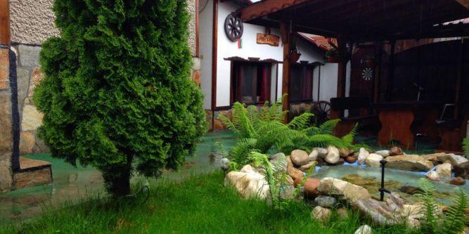 Къща Механата