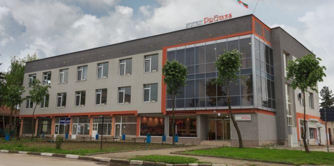 Семеен хотел Прованс, Крушуна