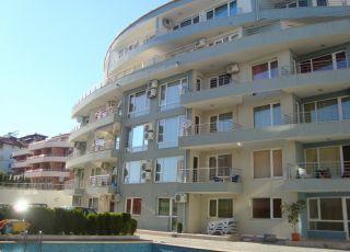 Апартамент в комплекс Бриз