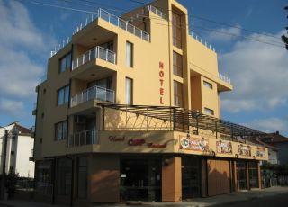 Семеен хотел КООП Централ
