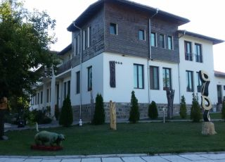 Семеен хотел Шато Слатина