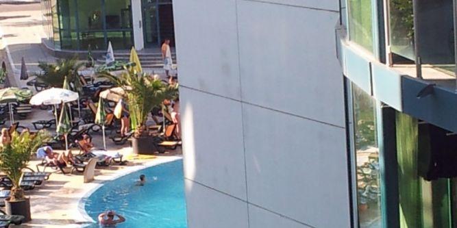 Апартамент в Гранд хотел