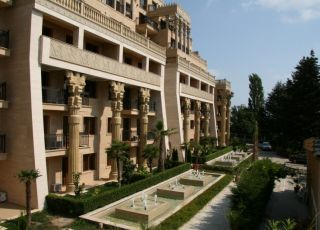 Хотел Аргищ Палас