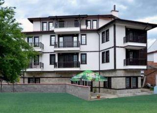 Семеен хотел Кръстева къща