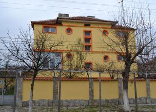 Мариновата къща