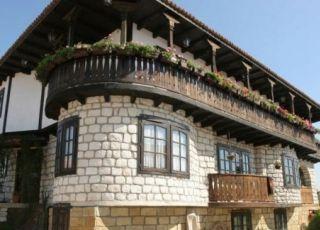 Къща за гости в традиционен стил