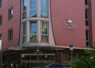 Хотел Арт Плаза