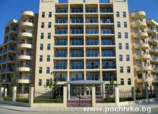 Апартамент Семирамида гарден