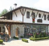 Family hotel Cheshmata