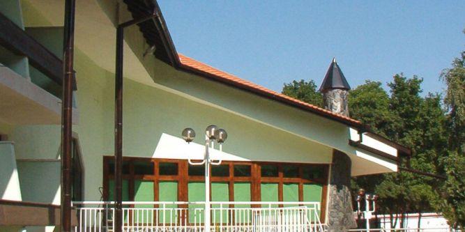 Хотелски комплекс Хъшове