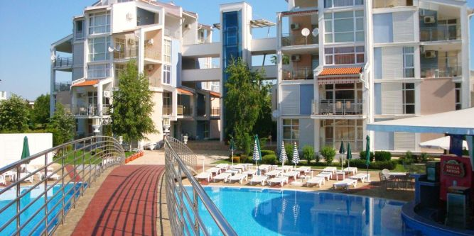 Апартаменти и студия в Елит 2