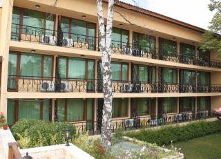 Хотел Грийн Палас
