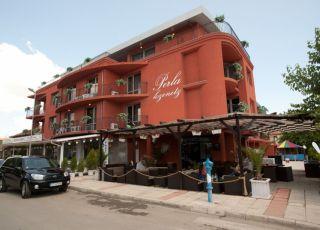 Семеен хотел Перла
