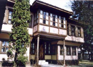 Къща Творчески дом на БАН