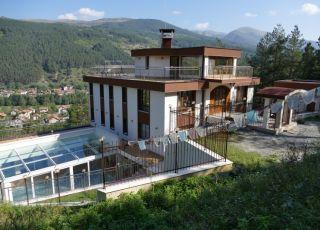 Къща Мала Планина