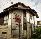 Family hotel Bizeva House