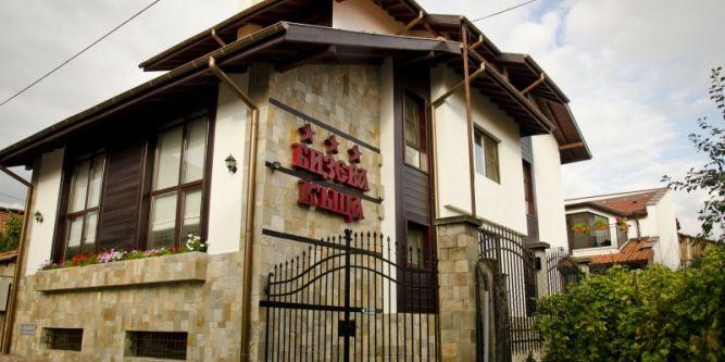 Семеен хотел Бизева къща