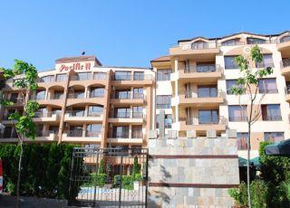 Апартамент Пасифик 70