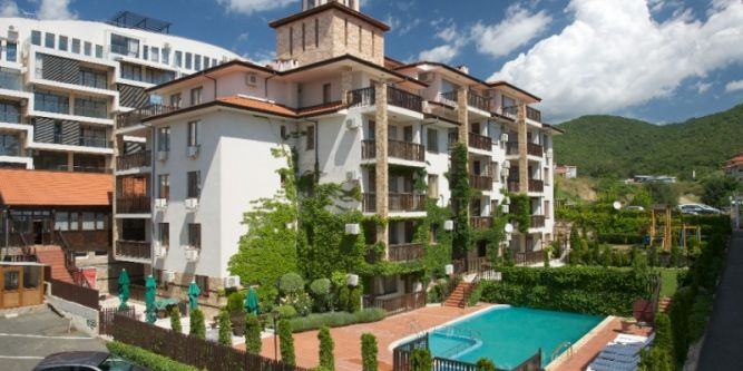Апартамент комплекс Трявна