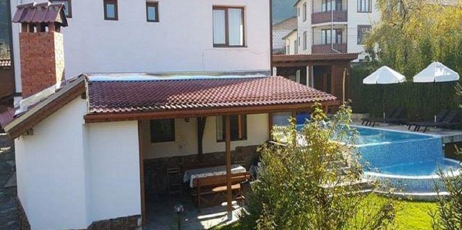 Къща за гости Левенти