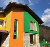 House for guests Villa Colour