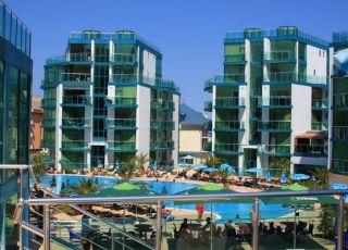 Апартамент Гранд хотел Приморско