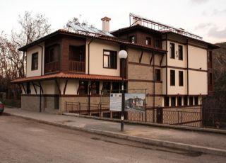 Хотел Комплекс Славеите