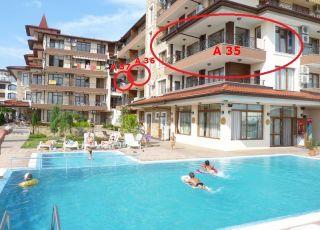 Апартамент с 2 спални (4+2)
