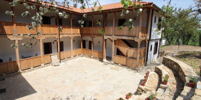Хотел Горски дом