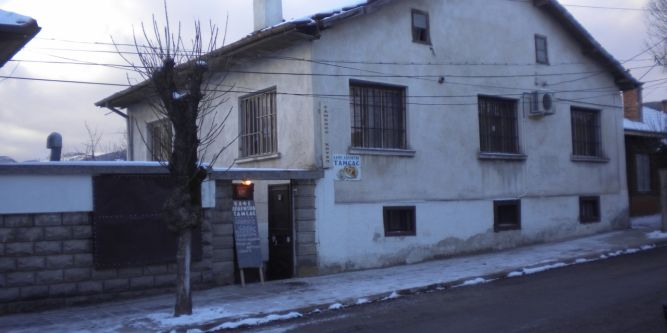 Къща Тамсас