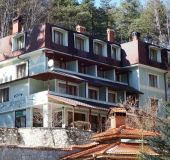 Family hotel Brezata