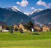 Hotel Golf Apartment Complex