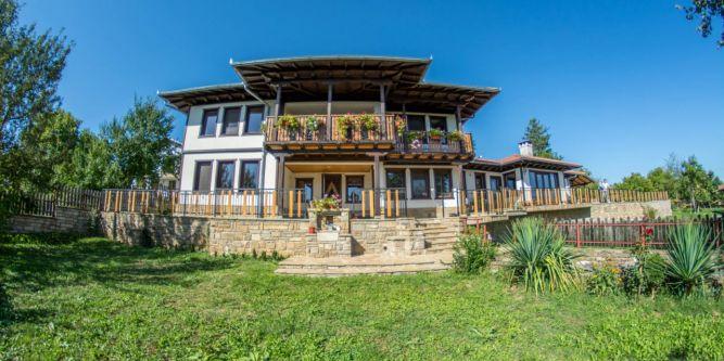 Къща за гости Гераците