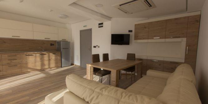 Апартамент Рубо