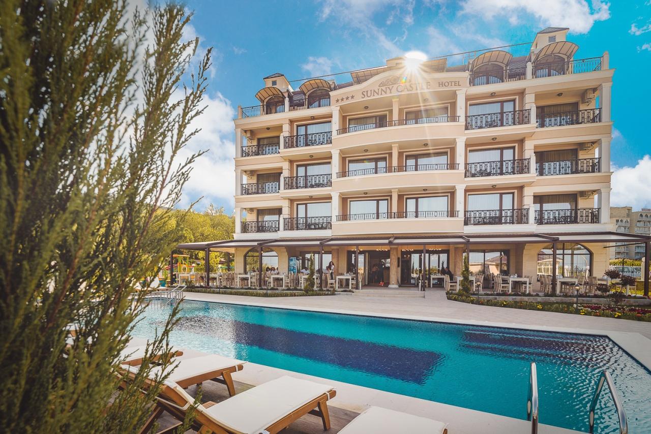 Хотели в Кранево на цени от 10 лв - Почивка.бг